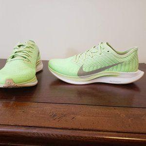 Nike Pegasus Turbo 2 Lab Green W Sz 8 NWOB